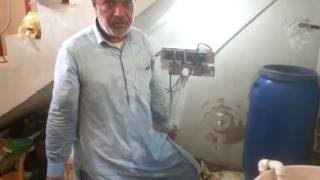 how to make water filter in pakistan pani saaf karne ka tarika