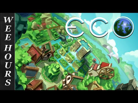Eco Multiplayer: With Civillain, The Geek Cupboard, Gremdavel, and BirdyBot