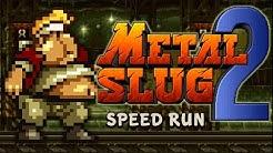 """METAL SLUG 2 - """"ALL SECRETS"""" Speed RuN"""
