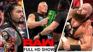 WWE Raw Highlights 20th May 2019   05-20-2019
