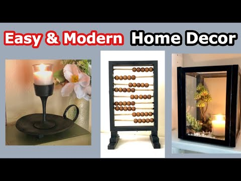 easy-modern-home-decor-|-transitional-decor-ideas
