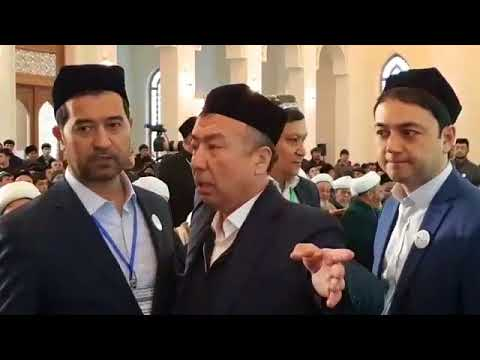 Toshkent qur'on musobaqasi hazrati imom majmuasi 001