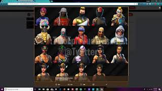 SEASON 5 NEW FORTNITE LEAKED SKINS + BATTLE PASS SKINS