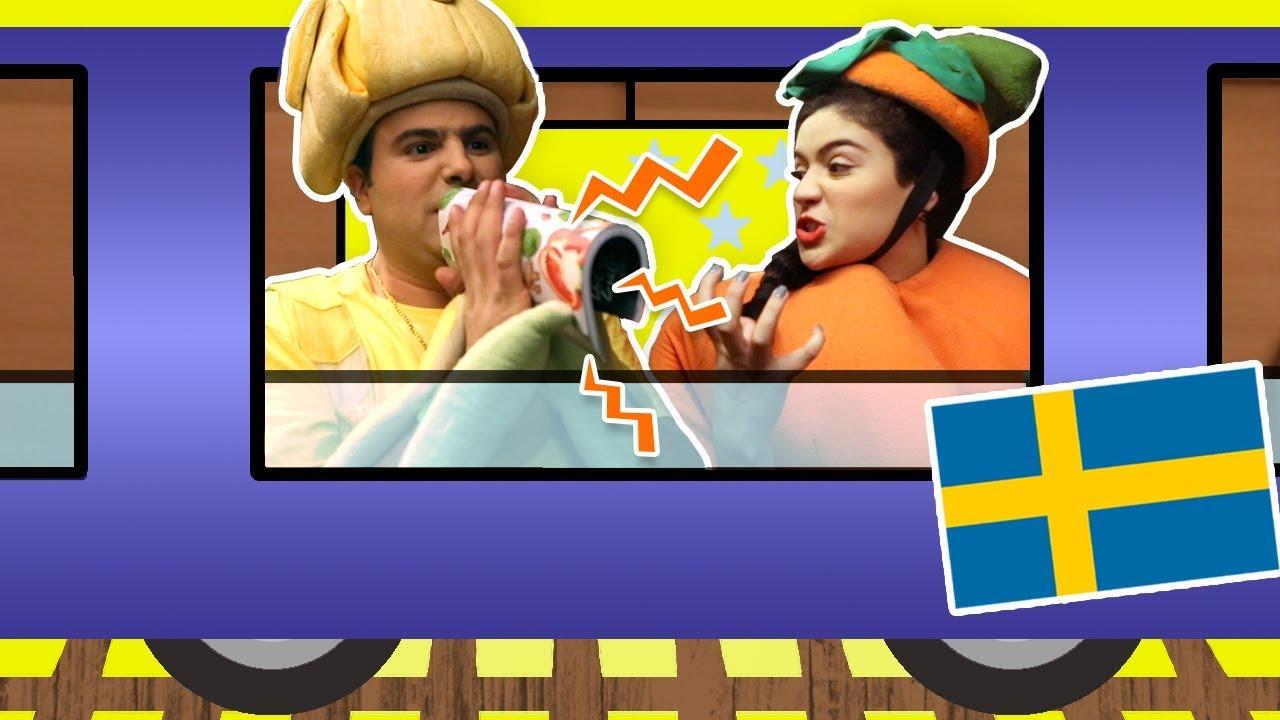 فوزي موزي وتوتي –  إزعاج في القطار – Noise on the train