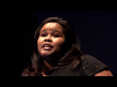 There is no one waiting to save us. We must save ourselves | Lindiwe Mazibuko | TEDxEuston
