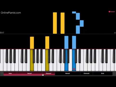 Calvin Harris - Prayers Up (ft. Travis Scott & A-Trak) - EASY Piano Tutorial