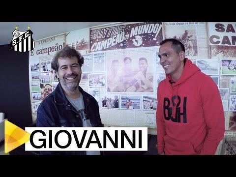 Universo Santástico com o ídolo Giovanni | BLOCO 1