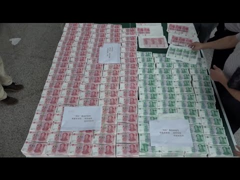 Guangdong Police Seize Millions in Counterfeit Money