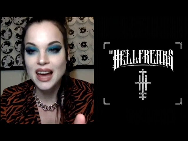 𝗦𝗵𝗮𝗸𝗲𝘆 Sue form the Hellfreaks