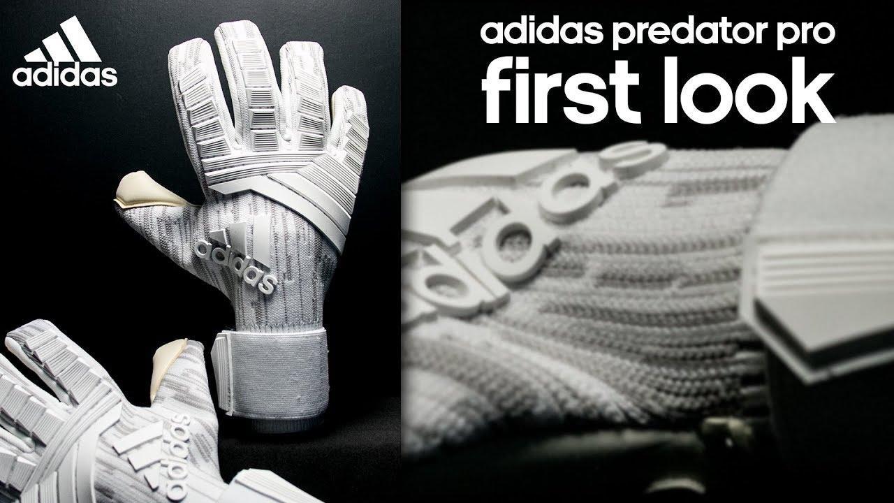 Adidas Predator Pro Goalkeeper Gloves - Best Gloves 2018