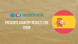 Study in Spain   U-Multirank 2018 thumbnail