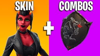 The Top 5 SKIN COMBOS In Fortnite Season 8 | TRYHARD SKINS