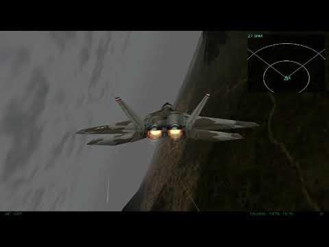 F-22 Lightning 3 Sample Gameplay |