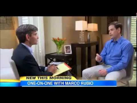 Marco Rubio Discusses 2016 Presidential Election Challenges | Republican Candidate