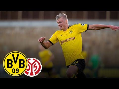 Haaland gibt Debüt - BVB unterliegt Mainz | BVB - Mainz 0:2 | Highlights