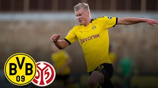 BVB loose to Mainz in friendly | BVB - Mainz 0:2 | Highlights