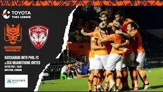 Live : Ratchaburi Mitr Phol FC vs SCG Muangthong United