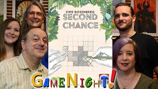 Second Chance - GameNight! Se7 Ep45