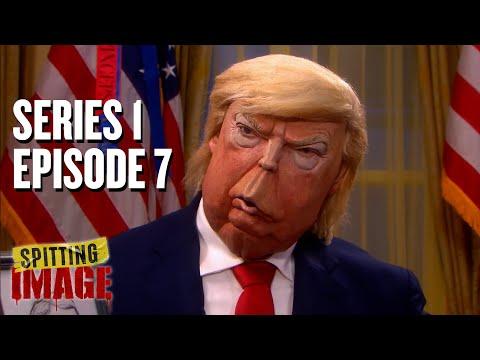 Spitting Image - Series 1, Episode 7 | Full Episode