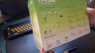 Обзор антены TP Link