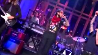 Maroon 5-Stereo Hearts(Live American Idol 2012)