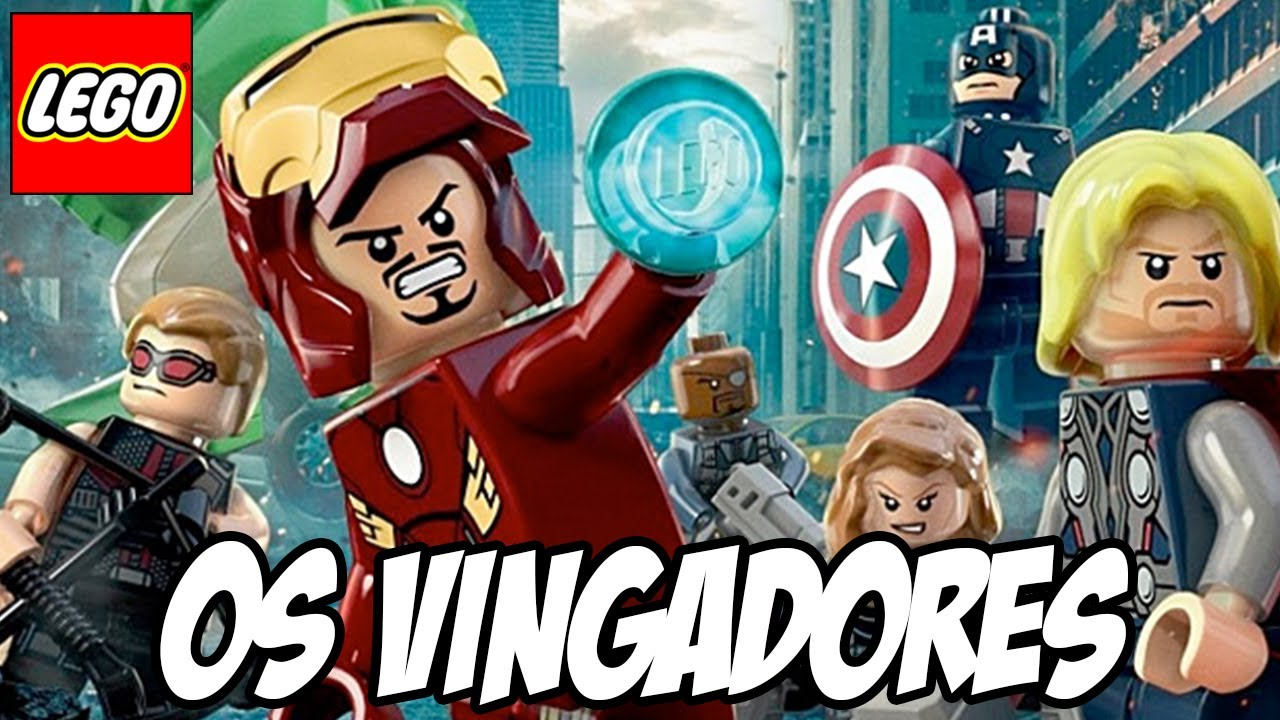 Lego Marvel Super Heroes Os Vingadores Youtube