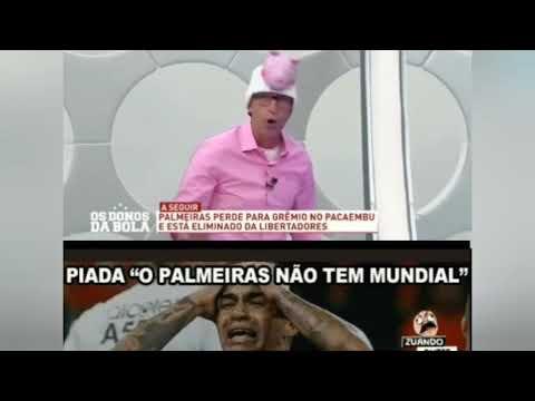 Corinthians X Palmeiras Neto Zuando O Palmeiras Flamengo Free Fire Fortnite Minicreft Fifa Pes Gta