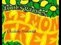 Lemon tree ukulele tutorial chords strumming mp3