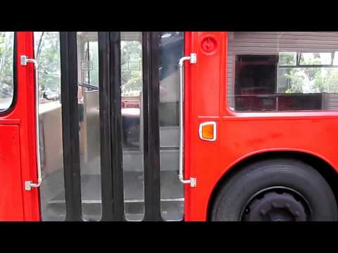 Double Decker Bus Full Walkthrough #2 Bristol VRTSL3