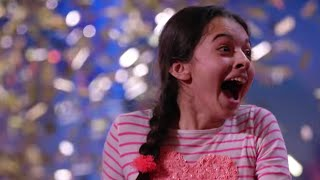 AMAZING 13-Year-Old Opera Singer On America's Got Talent | What's Trending Now