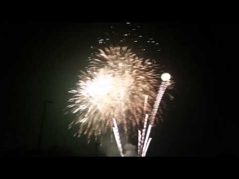 2015 Bensenville IL Firework finale