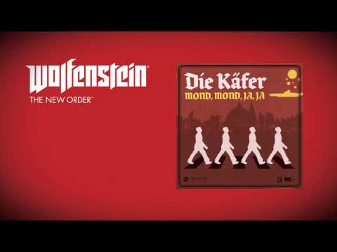 Wolfenstein: The New Order (Soundtrack)  - Die Käfer - Mond, Mond, Ja, Ja