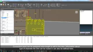 See Elec 3d Cabinet Layout