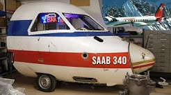Airplane Cockpit Bar Project (Saab 340)