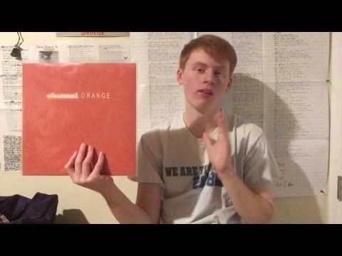 Frank Ocean- Channel ORANGE Album Review