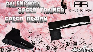 ROBLOX SPEED DESIGN|balenciaga speed trainer