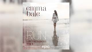 Emma Bale - Run (Lost Frequencies Remix) [Cover Art]