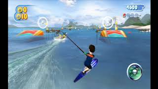 Vacation Isle Beach Party Wii gameplay