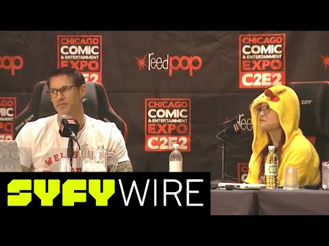 A Fireside Chat With Uru-Chan, Creator Of LINE Webtoon's Unordinary Full Panel | C2E2 | SYFY WIRE
