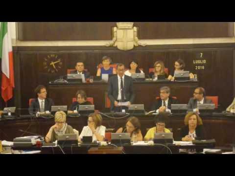 Immagini: Il giuramento di Beppe Sala da sindaco di Milano