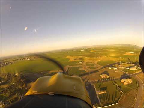 Scout Aircraft Flight