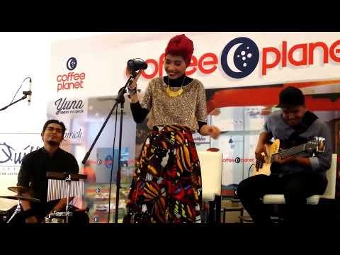 Yuna - Lautan (LIVE) 2015