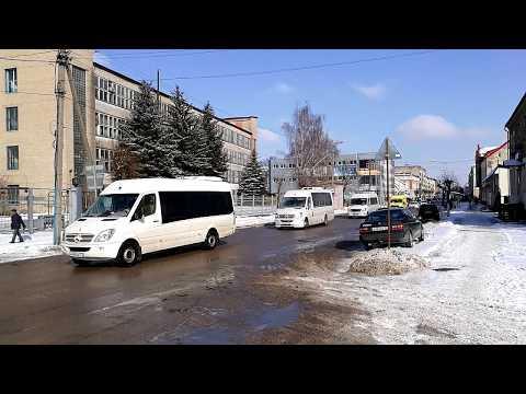 Приезд главы государства Путина В.В. в г.Гусев. Калининградская область.