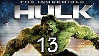 The Incredible Hulk - Gameplay Walkthrough Part 13 - This guys bad news Part 1
