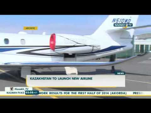 Kazakhstan to launch new airline