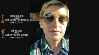 'The Car Wash' Starring Ellen DeGeneres