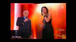Laura Pausini & Charles Aznavour☆¸•★¸•´♫ Paris Au Mois D