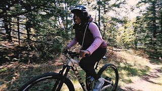 Try Mountain Biking in the Columbia River Gorge