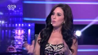 """بالفيديو- شيري عادل ترد على جملة """"أنا بكره محمد رمضان"""""""