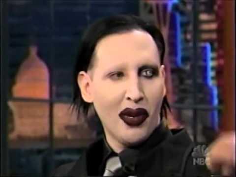 Marilyn Manson - Jay Leno (2003)